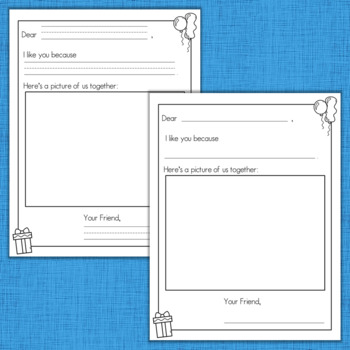 Birthday Book {Differentiated}