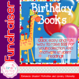 Birthday Book FUNDRAISER - Grab & Go Kit!