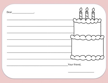 Birthday Book Keepsake