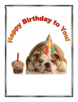 Birthday Book by Mary Rosenberg