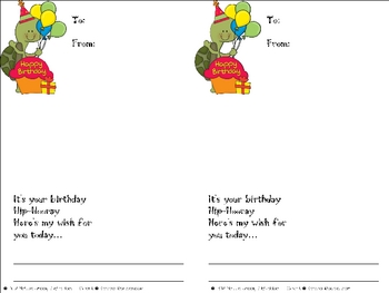 Birthday Book for Students