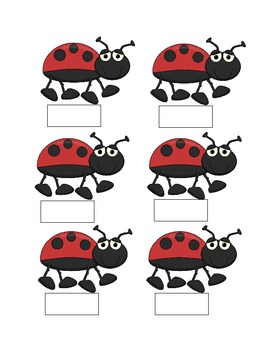 Birthday Bug Bulletin Board Set