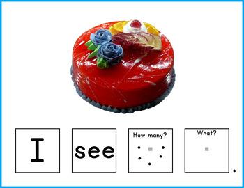 Birthday Building Sentences