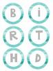 Birthday Bulletin Board Display