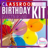 Birthday Bulletin Board Kit