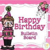 Melonheadz Birthday Bulletin Board