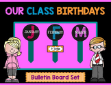 Birthday Bulletin Board Set