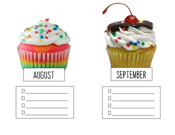 Birthday Bulletin Board Tracker