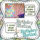 Birthday Bulletin Board - Trains