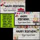 Birthday Set- Editable