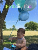 Birthday Bundle with No prep, lots of activities, and written assessment