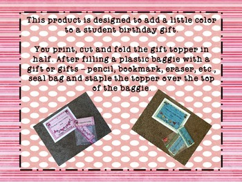 Birthday Bundle for Boys and Girls