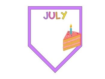 Birthday Bunting Posters