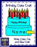 Birthday Cake Craft