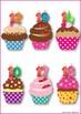 Birthday Cake Number Match Activity Preschool and Kindergarten