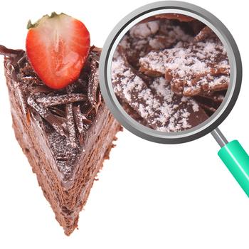 Birthday Cake Photos / Photograph Clip Art Set for Commercial Use