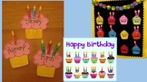 Birthday Candles For Cupcake Display