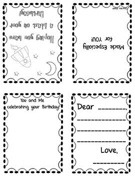 Birthday Cards (S.Malek Freebie)