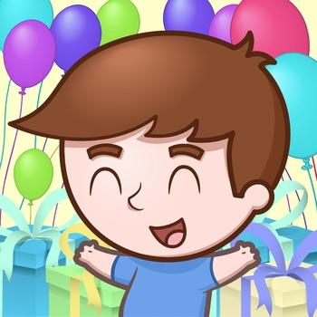 Birthday Celebration Boy