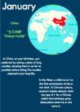 Birthday Celebrations Around the World