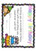 Student Birthday Certificates