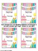 Birthday Certificates, Student Gift Tags, Birthday Crown - Editable, 10 Designs
