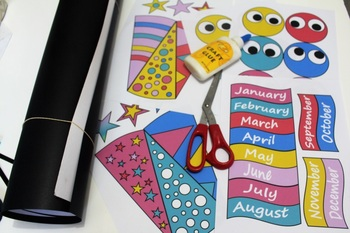 Birthday Charts for the Classroom FREE