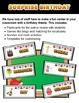 Birthday Classroom Center Bundle