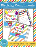Birthday Compliment Cards {Make every child feel special!}