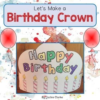 Birthday Crown (Hat)
