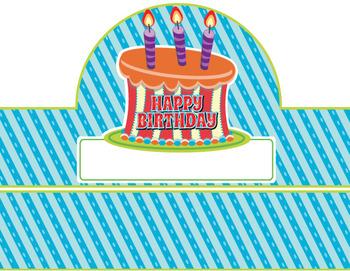 Birthday Crowns, Certificates & Letterhead Pack