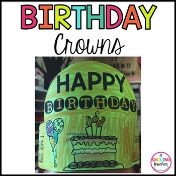 Birthday Crowns (Interactive)