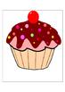 Birthday Cupcake Displays