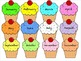 Birthday Cupcakes (Perfect for classroom display!)