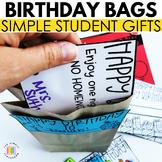Birthday Display Back to School | Student Birthday Gifts