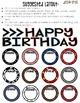 Editable Birthday Display (Cowboy/Western theme)