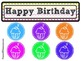 Birthday Display | Birthday Chart | Birthday Calendar | Birthday Wall Ideas