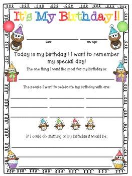Birthday FREEBIE