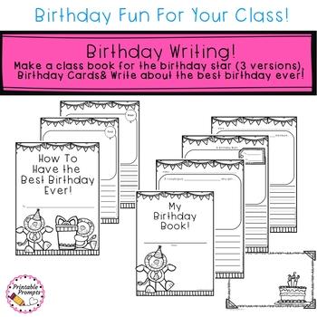 Birthday Fun Activities