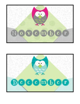 Birthday Graph OWLS 3