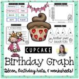 Birthday Graph Pack (Cupcake Theme!)