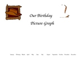 Birthday Graph with Western Graphics