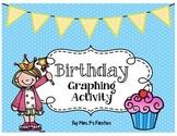 Birthday Graphing Activity