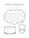 Birthday Greeting Card (FREE)