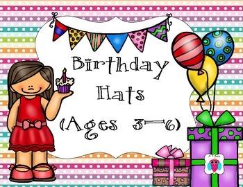 Birthday Hat Set
