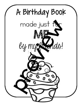 Birthday Letter Differentiated