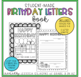 Birthday Letter template