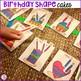 Birthday Math and Literacy Centers for Preschool, Pre-K, and Kindergarten