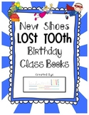 Birthday, Lost Tooth, New Shoes Activities
