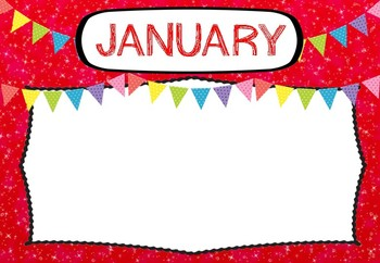 Birthday Months of the Year
